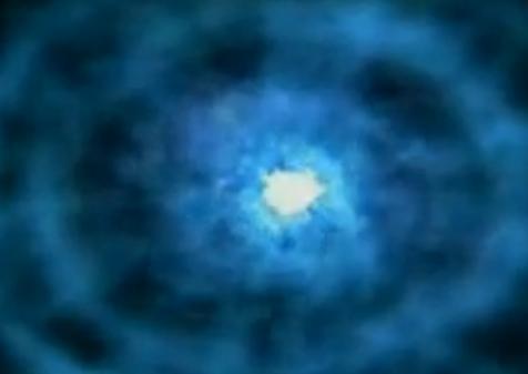 ... otro Universo, ya que el universo es eterno, un eterno latido