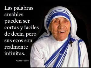 Palabras amables