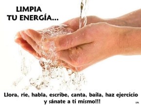 Limpia tu energía