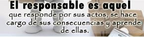 Ser responsable