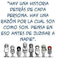 Historia en cada persona