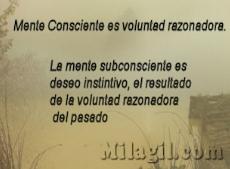 Mente consciente
