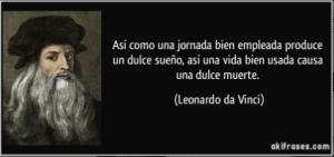 Así Leonardo da Vinci
