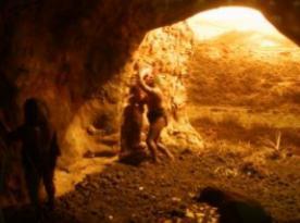 Hombre de las cavernas