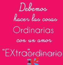 Amor extraordinario