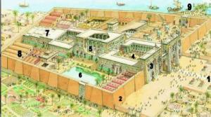 Ciudad de Tebas y sus santuarios