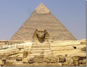 Pirámide de egipto