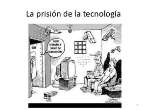 Prisión de la tecnología