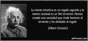 La mente intuitiva